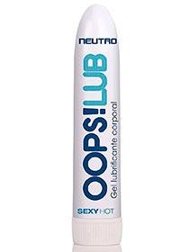 OOPS! LUB - Gel Lubrificante Neutro - 50g