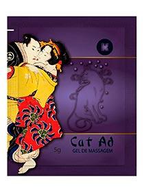 Gel Adstringente Cat Ad Caixa Com 25