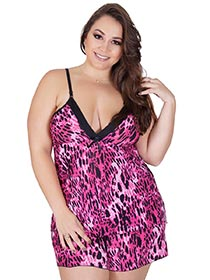 Baby Doll Ana Plus Size