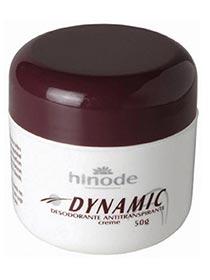 Dynamic Desodorante Antitranspirante Em Creme - 50g Pote