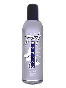 Body Splash Desodorante Corporal Ice Purple Alfazema - 240 ml