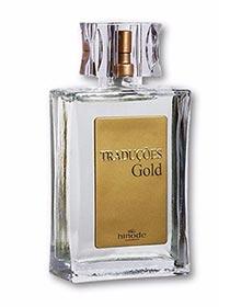 Perfume Masculino Traduções Gold N°7  100 ML