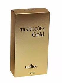 Perfume Masculino Traduções Gold N°18 100 ml
